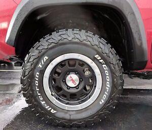 Tacoma 4Runner FJ Cruiser 16 OEM TRD Beadlock Off-road Wheel- Black Special Ed.