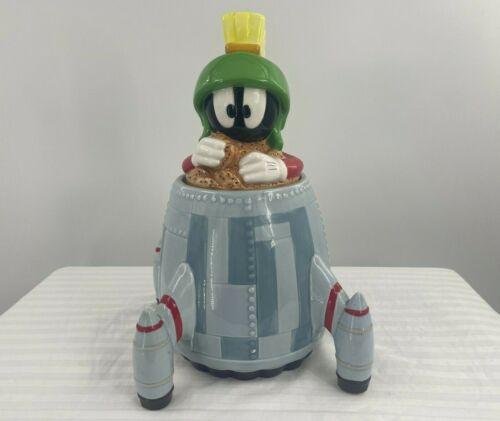 Marvin The Martian Ceramic Cookie Jar 1997 Warner Bros Looney Tunes