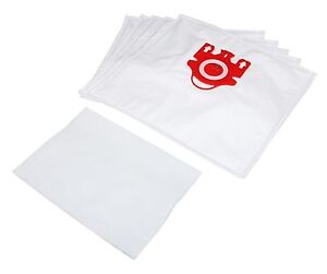 Miele S300I S310I S311I Compatible Type Hoover Vacuum Dust Bags x5 & 1 Filter