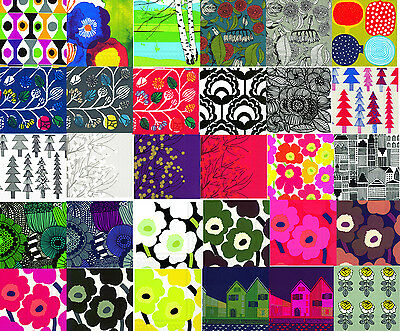 30 different assorted individual Marimekko Finnish paper napkins new decoupage