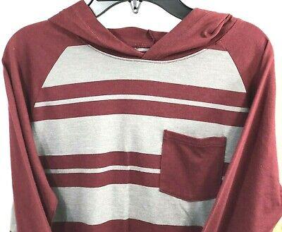 Childrens Clothes Boys Hoodie Lightweight Long Sleeve True Craft Stripe SZ L New - Kids Spring Crafts