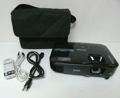 Epson EX5210 LCD Projector Model H429A