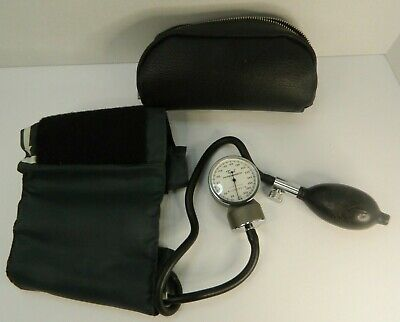 Tycos Pre-calibrated Adult Cuff Aneriod Sphygmomanometer Blood Pressure Vtg