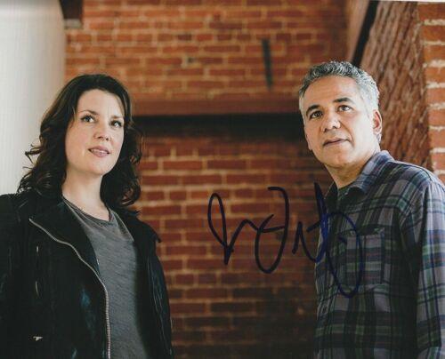 * JOHN ORTIZ * signed autographed 8x10 photo * TOGETHERNESS * 1