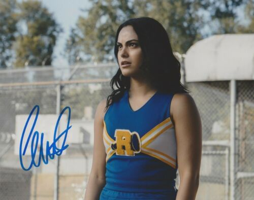 Camila Mendes Sexy Riverdale Autographed Signed 8x10 Photo COA DC88