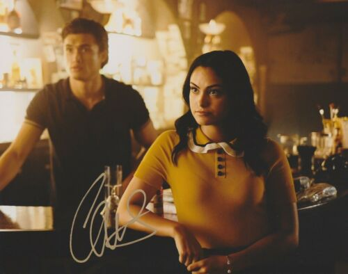 Camila Mendes Sexy Riverdale Autographed Signed 8x10 Photo COA DC90