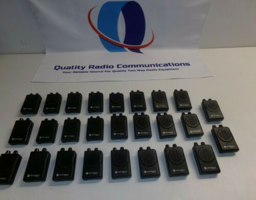 Lot of 26 Motorola Minitor V 33-36.9 MHz Low Band 2 Channel Fire EMS Pagers