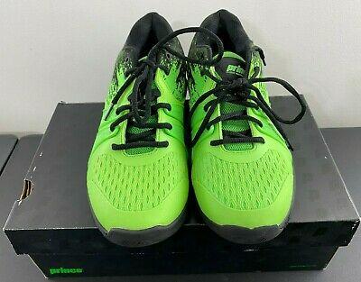 $99 Prince Womens Warrior Lite Tennis Sneaker Shoes US 6.5 Blue//Yellow