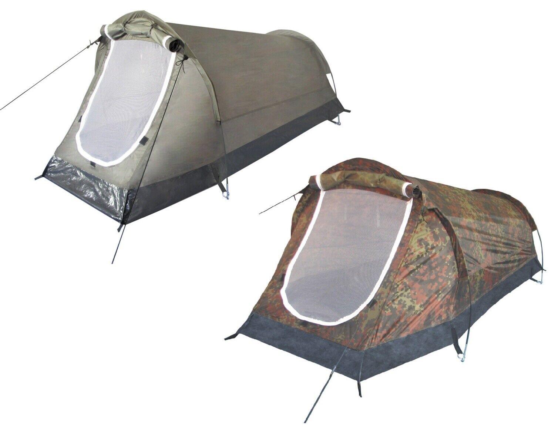 210x90x90 cm 1 Personen Zelt Tunnel Einmannzelt Moskitonetz Camping Outdoor