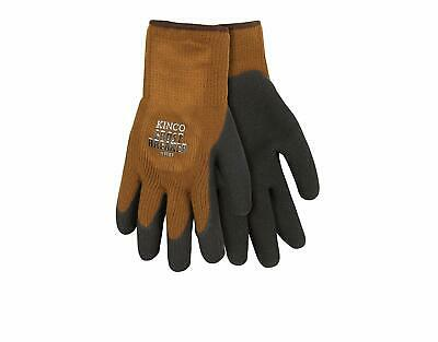 Kinco 1787-xl Mens Frost Breaker Foam Latex Form Fitting Thermal Gripping Gloves