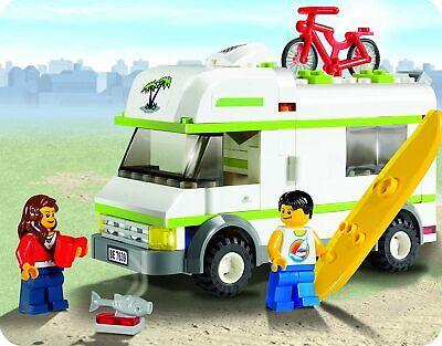 Lego City 7639 modellismo - CAMPER come nuovo