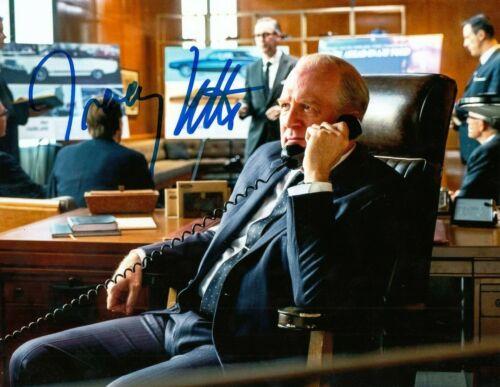 TRACY LETTS signed (FORD V FERRARI) Movie 8X10 photo *Henry Ford* auto W/COA #2