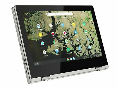 "Lenovo Chromebook C340 11.6"" Intel Celeron N4000 4GB 32GB ChromeOS 2-in-1 - Grey"