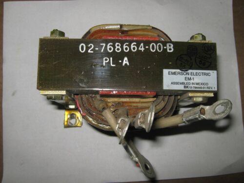 Emerson 02-768664-00-B-PL-A Transformer, Used