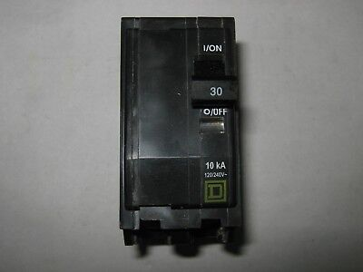 Square D Qo230 Circuit Breaker New