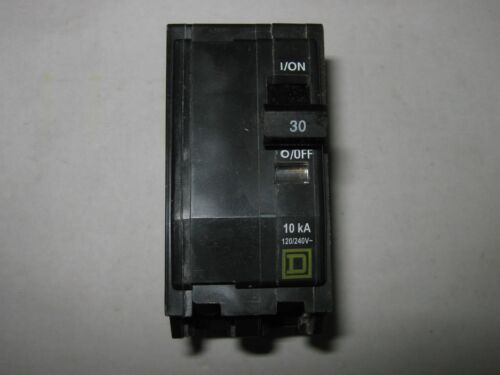 Square D QO230 Circuit Breaker, New