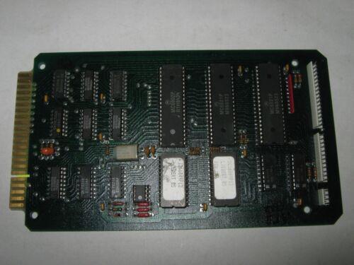 Liebert G12-3020 Rev. D Circuit Board, Excellent