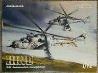 1:72 HELLER #80369  Mi-24 HIND A//D