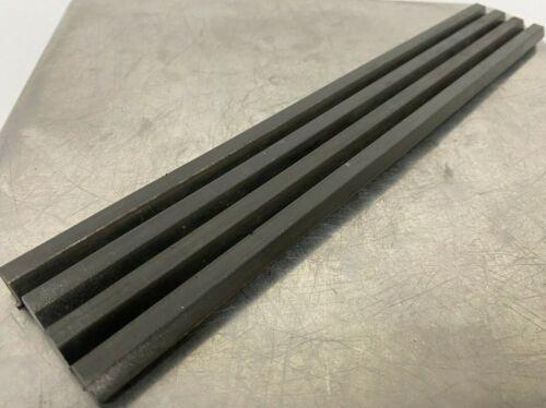 """Stressproof 1144 High-Strength  7/16"""" Hexagon Steel Rod  12"""" long (4 Bar Lot)"""