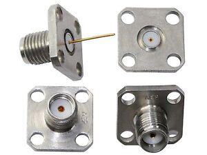 26.5GHz SMA 4 Hole Socket Jack Connector Precision Quality AEP USA - Ozorków, Polska - 26.5GHz SMA 4 Hole Socket Jack Connector Precision Quality AEP USA - Ozorków, Polska