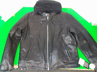 Street Cruiser First Manufacturing Leather Jacket XL