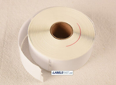 Dymo Compatible 30252 Paper Address Labels 10 Rolls Thermal Print 1.12 X 3.50