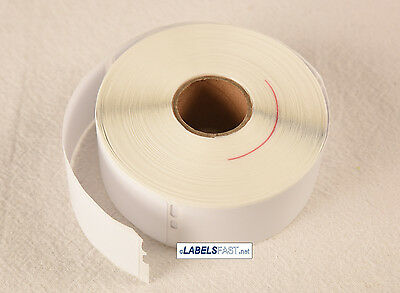 6 Rolls 30252 White Labels 1-18x3-12 Compatible Dymo Labelwriter Costar