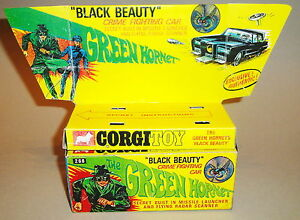 Reprobox Corgi Toys Nr. 268 - The Green Hornet