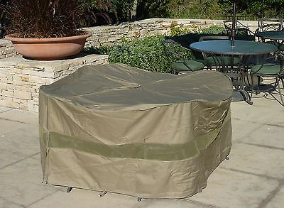 """Patio Garden Round Table and Chairs Set Cover.70"""" dia.Outdoor Furniture Cover"""