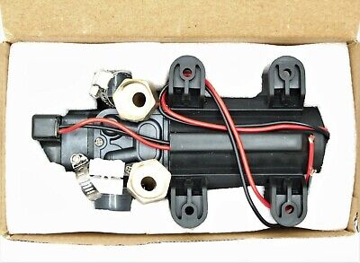 Ieik 12 Volt Micro Electric Diaphragm Pump - Water Pressure Pump 108 Psi