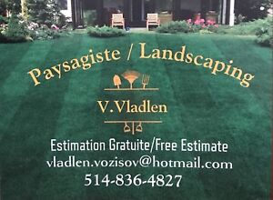 Irrigation/ Landscaping