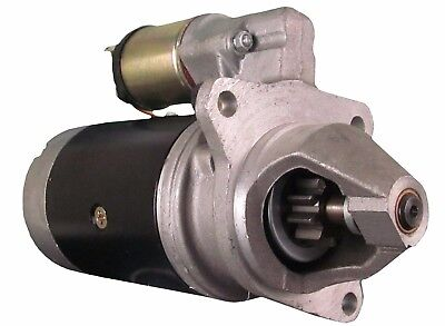 New Starter Fits Massey-ferguson 12 Volt 10 Tooth 1107512 513-913-m91 1107870
