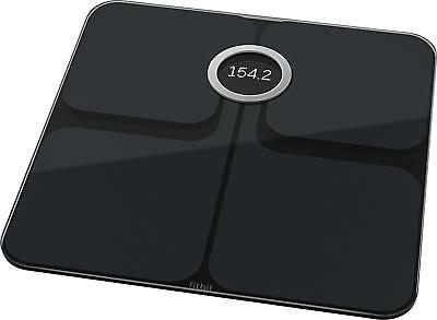 Fitbit - Aria 2 Wi-Fi Smart Scale - Black