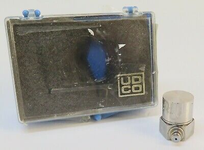 Udco Unholtz-dickie 10b10 Piezoelectric Accelerometer