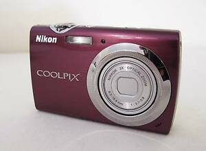 Nikon Coolpix S230 Compact Digital Camera – As new! Hillarys Joondalup Area Preview
