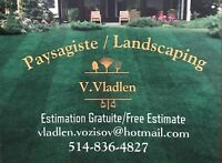 Landscaping/ Irrigation