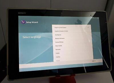 SONY XPERIA Z2 Tablet LTE Verizon Model:SGP561 32GB 4G LTE+WIFI 10.1''