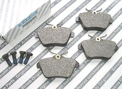 ALFA ROMEO 156 ALL MODELS 1997 TO 2001  Genuine Rear Brake Pads 77362257