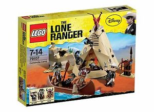 LEGO-79107-The-Lone-Ranger-Comanche-Camp-Brand-new-in-box
