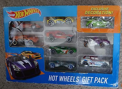 Hot Wheels 9 Pack toy cars GIFT PACK-OPEN -