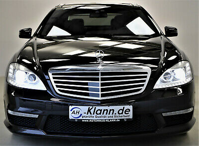 Mercedes-Benz S 63 571PS AMG Driver's Package B&O Panorama