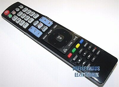Alle Fernbedienungen (Ersatz Fernbedienung passend für LG AKB73615303 für alle LG 3D Smart TV NEU)