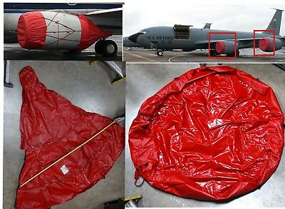 Aircraft Engine Inlet/Exhaust Cover Boeing 707 717 C-135 KC-135 P&W JT3 Turbofan