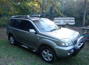 2004 Nissan X-trail Wagon Gleniffer Bellingen Area Preview