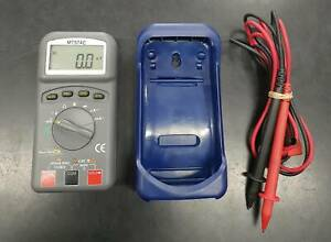 Blue-Point MT574C Auto Ranging Digital Multimeter by SnapOn Toukley Wyong Area Preview