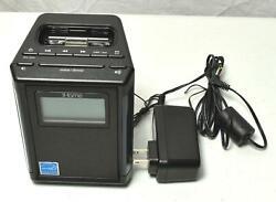 iHome Model iP40 iPod Docking Station Clock Radio