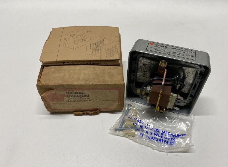 NEW Federal 350 Vibratone Horn B-1