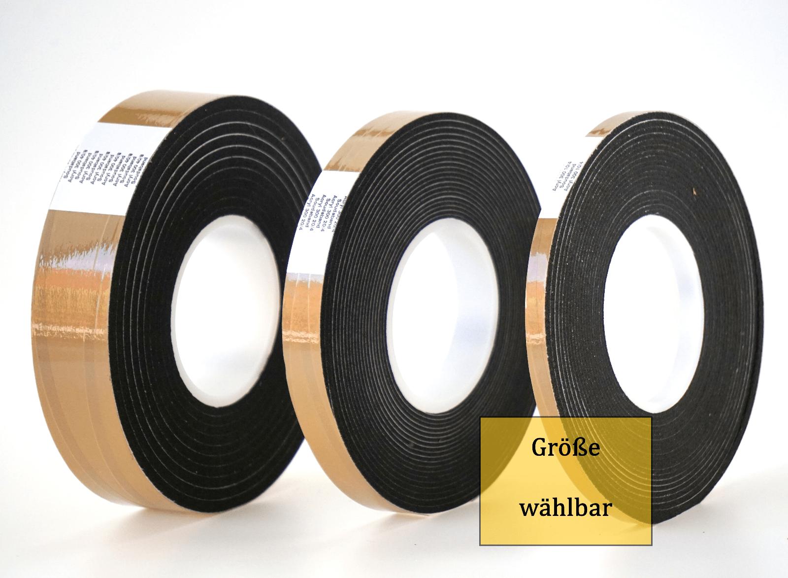 DE /& BG DiCHT vorkom grau 10//1,5-3mm Dichtband BG2 12,5m