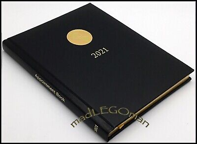 The American Express 2021 Executive Leather Appointment Book Planner Organizer