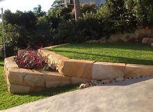 Sandstone Retaining Walls Central Coast Saratoga Gosford Area Preview